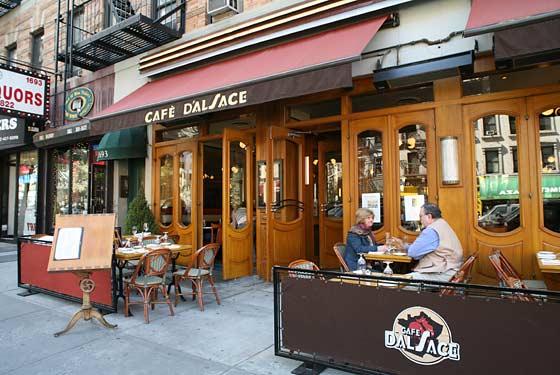 Cafe D Alsace Nyc Menu